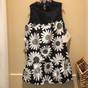 Victoria Beckham for Target Flower Dress 2X